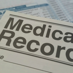 A doctor failed to produce requested medical records for several years.