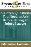 A Dozen Questions You Need To Ask Before Hiring an Injury Attorney
